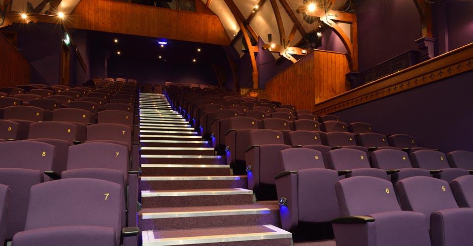 The Fullarton - Refurbished Auditorium Seating