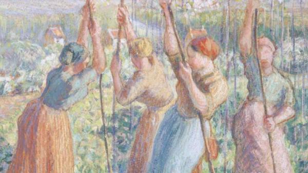 Pissarro: Father Of Impressionism