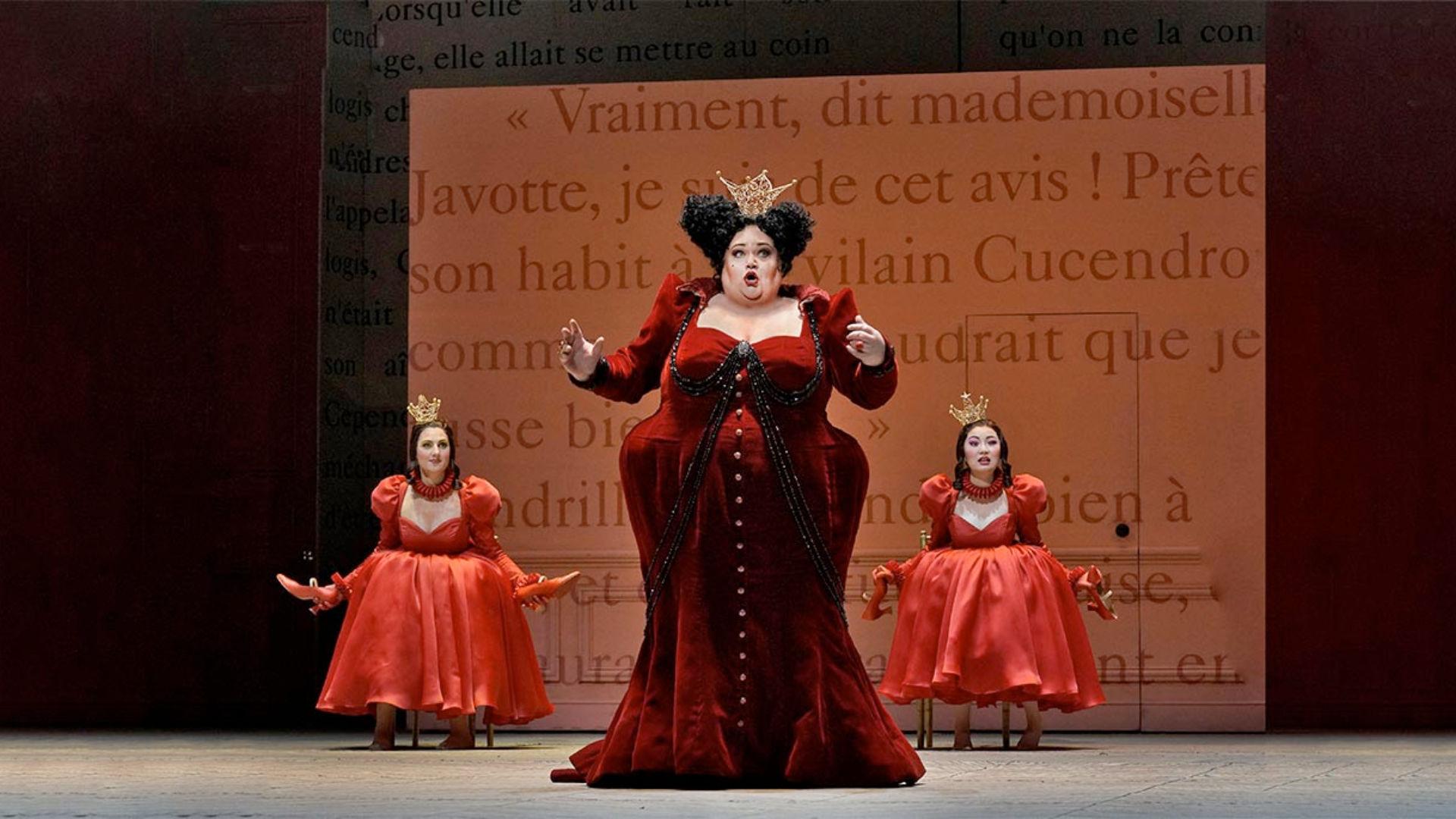 The Met Opera Live: Cinderella