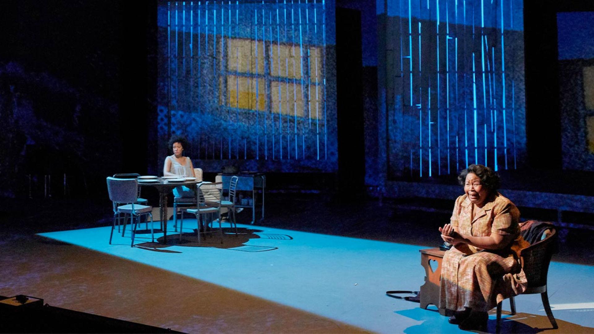 The Met Opera Live: Fire Shut Up in My Bones