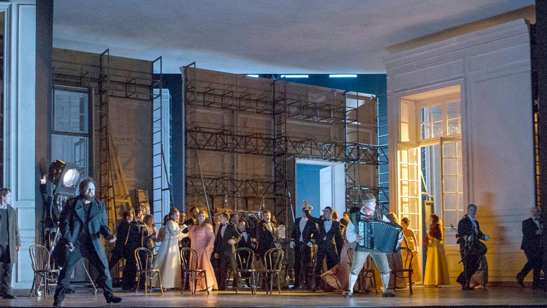 The Met Opera Live: Hamlet