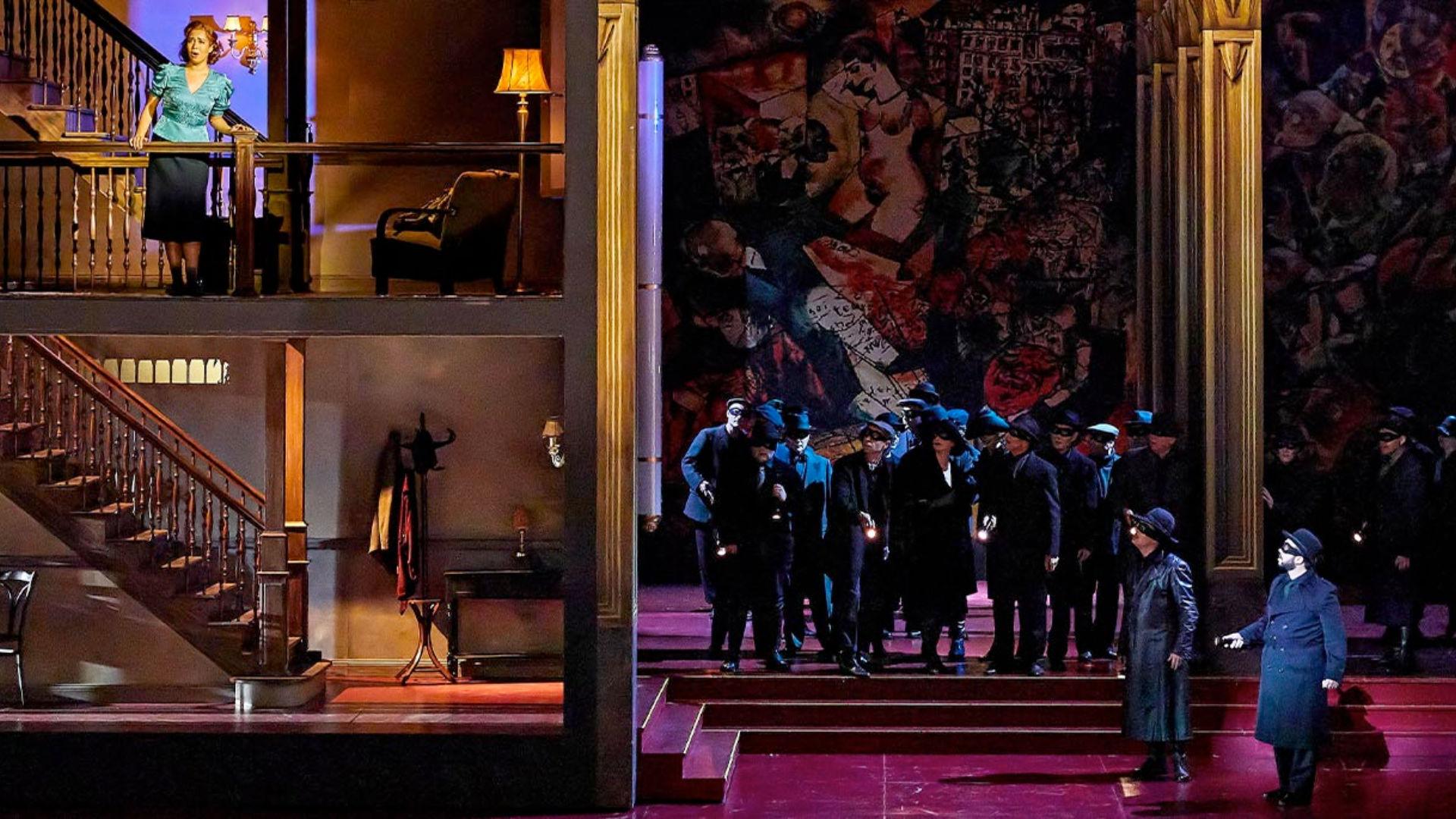 The Met Opera Live: Rigoletto