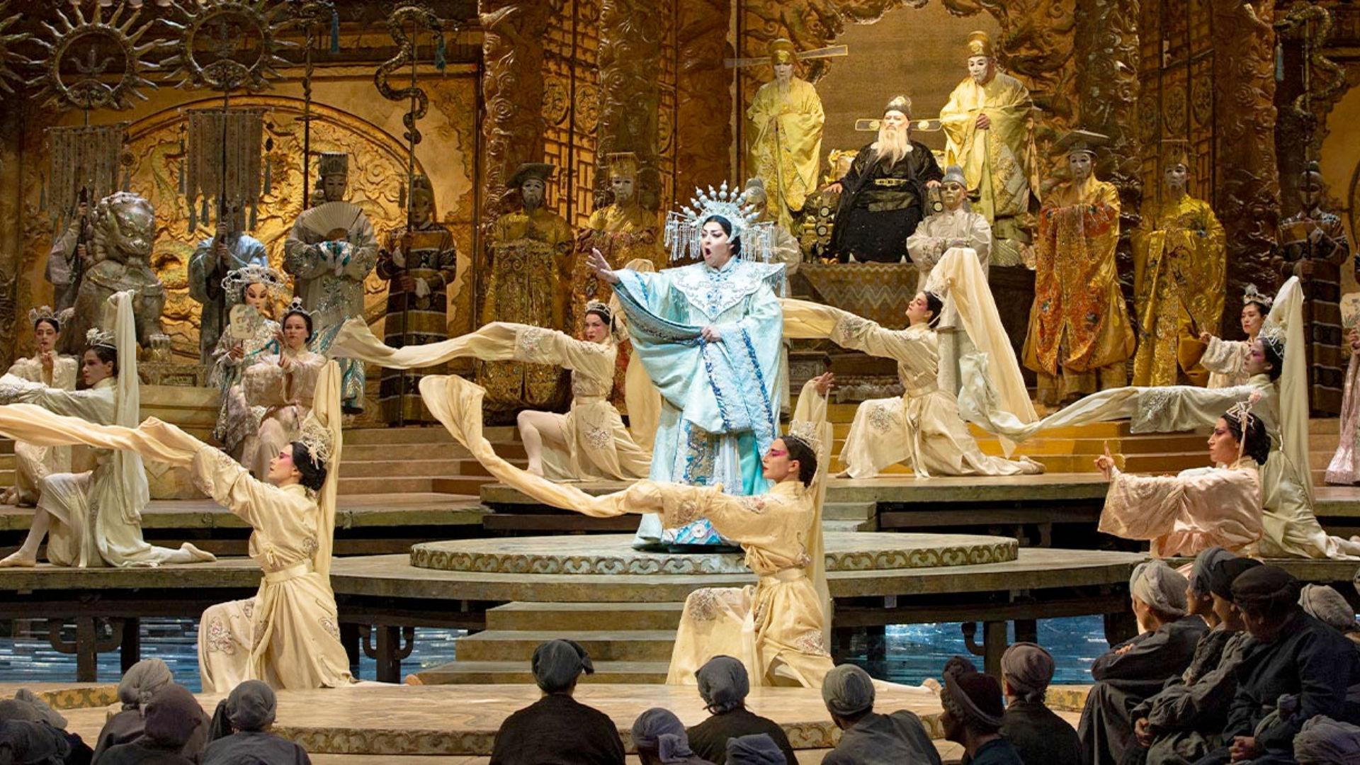 The Met Opera Live: Turandot