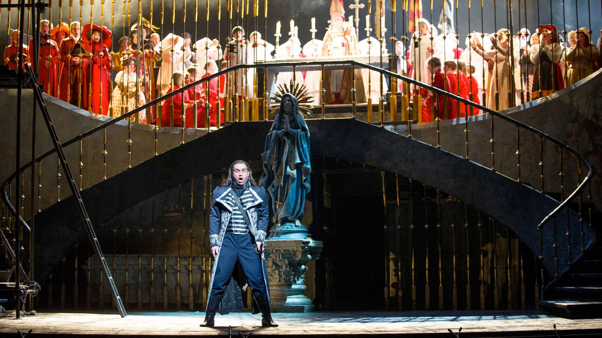 The Royal Opera: Tosca